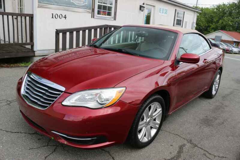2013 Chrysler 200 Convertible for sale in Graham, NC