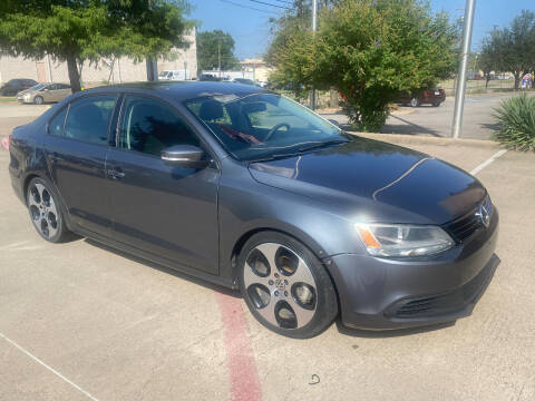 2011 Volkswagen Jetta for sale at Ted's Auto Corporation in Richardson TX