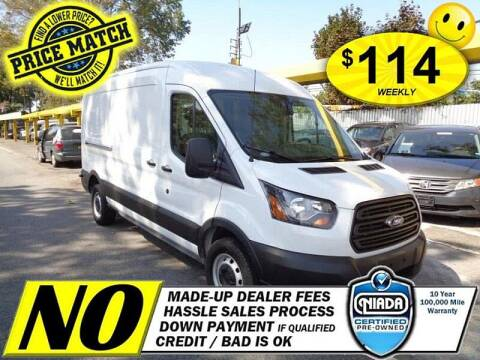 2019 Ford Transit Cargo for sale at AUTOFYND in Elmont NY