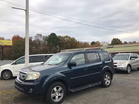 2010 Honda Pilot for sale at Auto Smart Charlotte in Charlotte NC