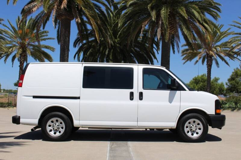 2014 Chevrolet Express Cargo for sale at Miramar Sport Cars in San Diego CA