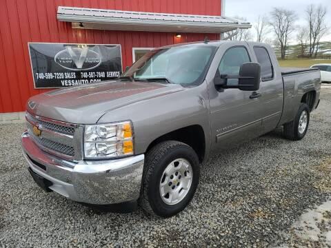 2012 Chevrolet Silverado 1500 for sale at Vess Auto in Danville OH