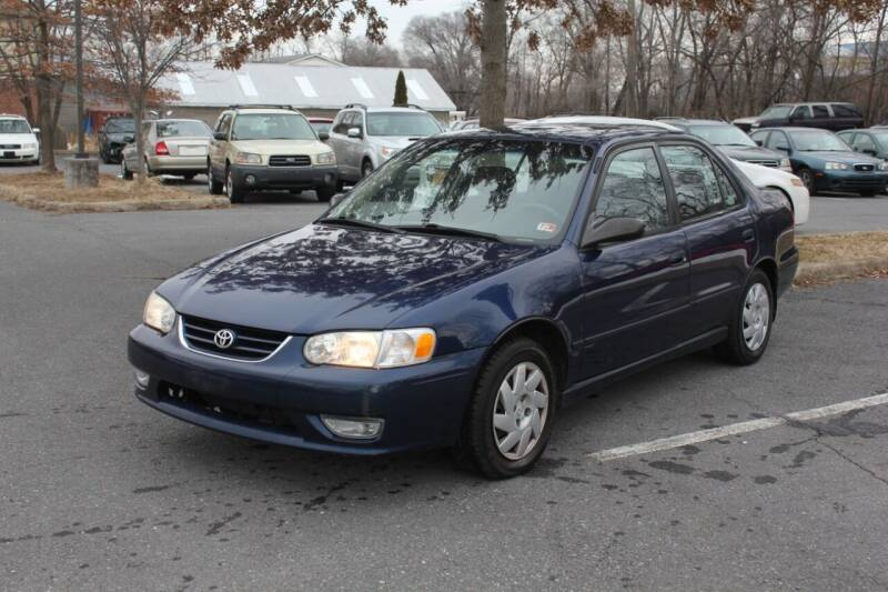2001 Toyota Corolla for sale at Auto Bahn Motors in Winchester VA