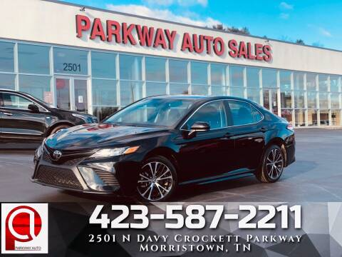 2020 Toyota Camry for sale at Parkway Auto Sales, Inc. in Morristown TN