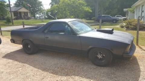 1978 Chevrolet El Camino for sale at Haggle Me Classics in Hobart IN