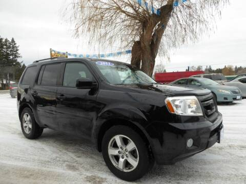 2011 Honda Pilot for sale at VALLEY MOTORS in Kalispell MT