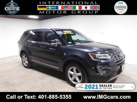 2017 Ford Explorer for sale at International Motor Group in Warwick RI