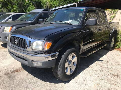 2003 Toyota Tacoma for sale at Popular Imports Auto Sales in Gainesville FL