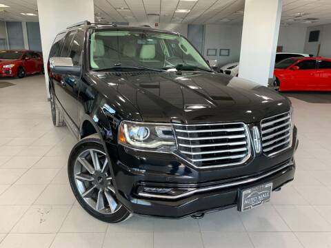 2016 Lincoln Navigator L for sale at Auto Mall of Springfield in Springfield IL