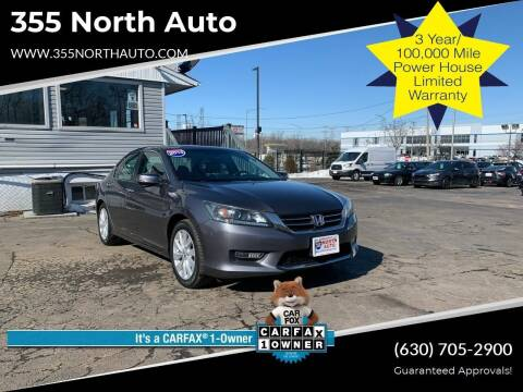 2013 Honda Accord for sale at 355 North Auto in Lombard IL