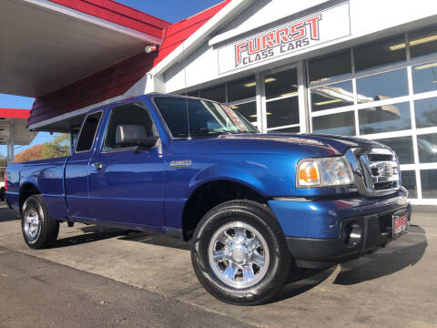 2010 Ford Ranger for sale at Furrst Class Cars LLC in Charlotte NC
