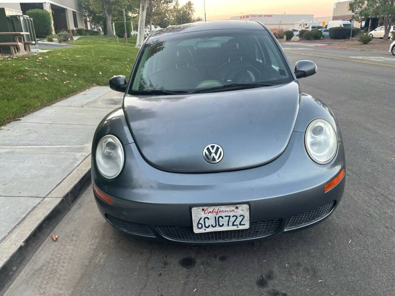 2008 Volkswagen New Beetle for sale at Faith Auto Sales in Temecula CA