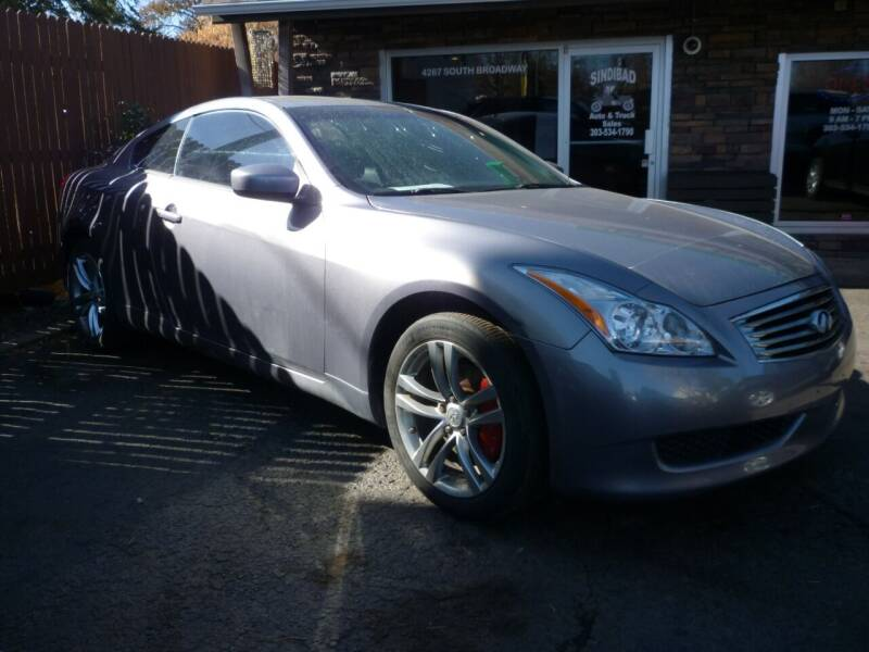 2009 Infiniti G37 Coupe for sale at Sindibad Auto Sale, LLC in Englewood CO