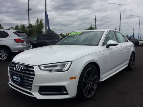2018 Audi S4 for sale at Delta Car Connection LLC in Anchorage AK
