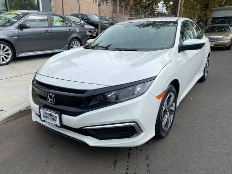 2019 Honda Civic for sale at DEALS ON WHEELS in Newark NJ