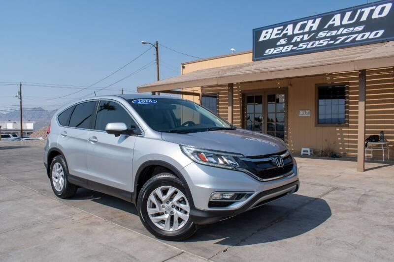 2016 Honda CR-V for sale at Beach Auto and RV Sales in Lake Havasu City AZ
