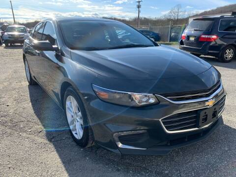 2017 Chevrolet Malibu for sale at Ron Motor Inc. in Wantage NJ