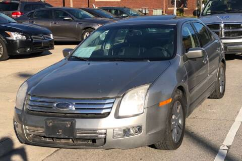 2008 Ford Fusion for sale at Trans Auto in Milwaukee WI