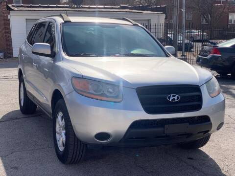 2008 Hyundai Santa Fe for sale at IMPORT Motors in Saint Louis MO