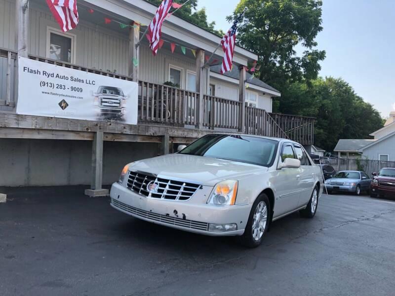 2008 Cadillac DTS for sale at Flash Ryd Auto Sales in Kansas City KS