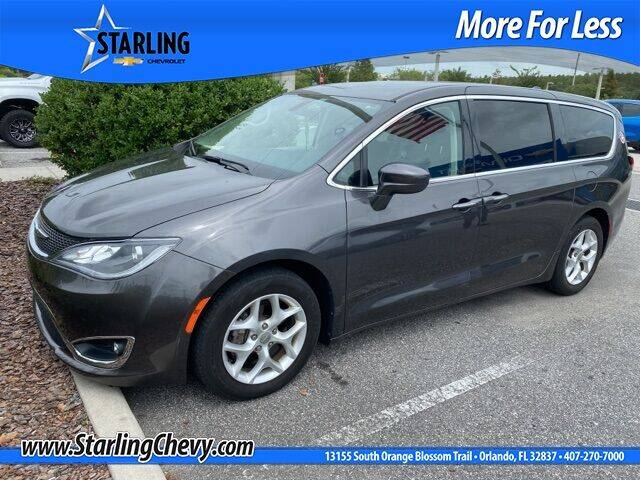 2018 Chrysler Pacifica for sale at Pedro @ Starling Chevrolet in Orlando FL