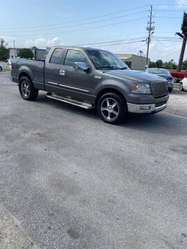 2005 Ford F-150 for sale at Lucky Motors in Panama City FL