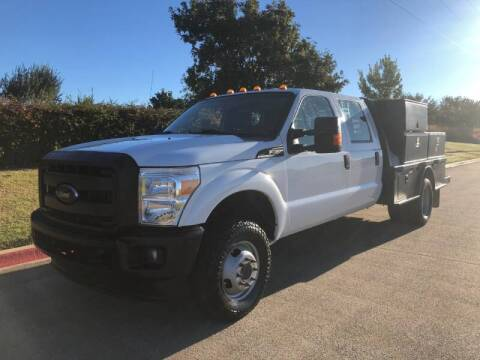 2016 Ford F-350 Super Duty for sale at Taylor Investments in Plano TX