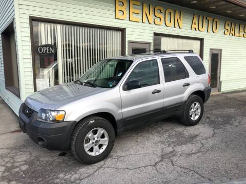 2005 Ford Escape for sale at Superior Auto Sales in Duncansville PA