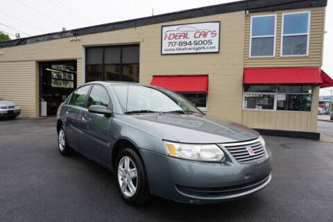 2006 Saturn Ion for sale at I-Deal Cars LLC in York PA