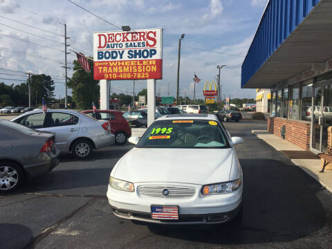 1999 Buick Regal for sale at Deckers Auto Sales Inc in Fayetteville NC