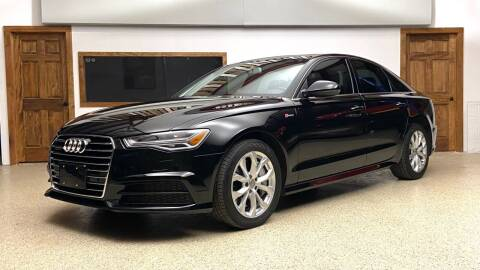2018 Audi A6 for sale at EuroMotors LLC in Lee MA