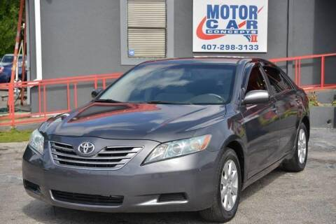 2007 Toyota Camry Hybrid for sale at Motor Car Concepts II - Kirkman Location in Orlando FL
