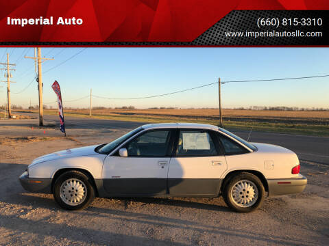 1995 Buick Regal for sale at Imperial Auto of Marshall - Imperial Auto Of Slater in Slater MO