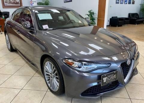 2017 Alfa Romeo Giulia for sale at Adams Auto Group Inc. in Charlotte NC
