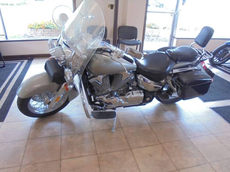 2004 Honda VTX for sale at Eyler Auto Center Inc. in Rushville IL