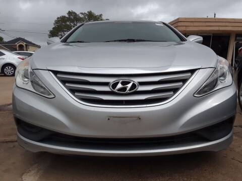 2014 Hyundai Sonata for sale at Auto Haus Imports in Grand Prairie TX