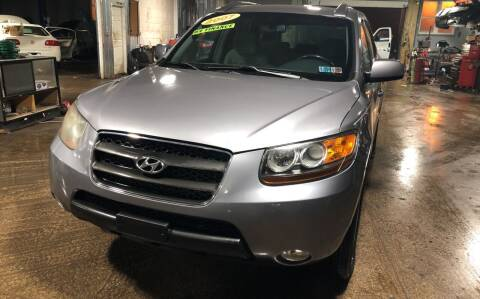 2007 Hyundai Santa Fe for sale at Six Brothers Auto Sales in Youngstown OH