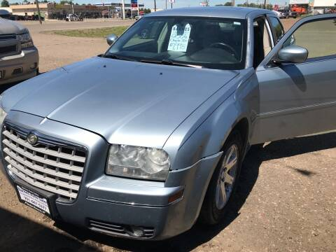 2006 Chrysler 300 for sale at BARNES AUTO SALES in Mandan ND