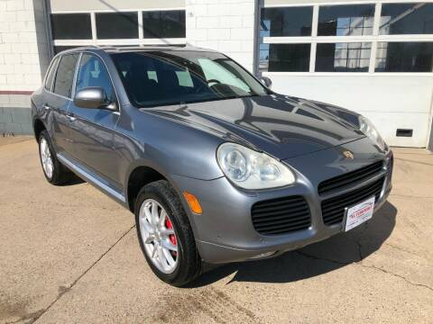 2005 Porsche Cayenne for sale at AUTOSPORT in La Crosse WI