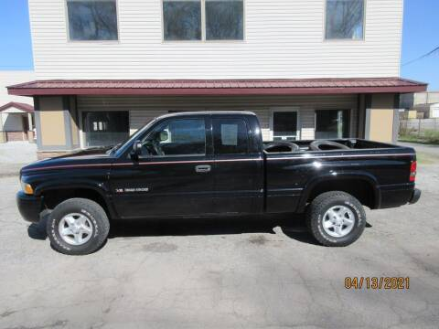 2001 Dodge Ram Pickup 1500 for sale at Settle Auto Sales TAYLOR ST. in Fort Wayne IN