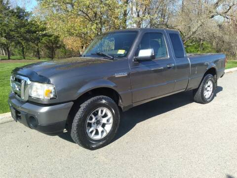 2008 Ford Ranger for sale at Jan Auto Sales LLC in Parsippany NJ