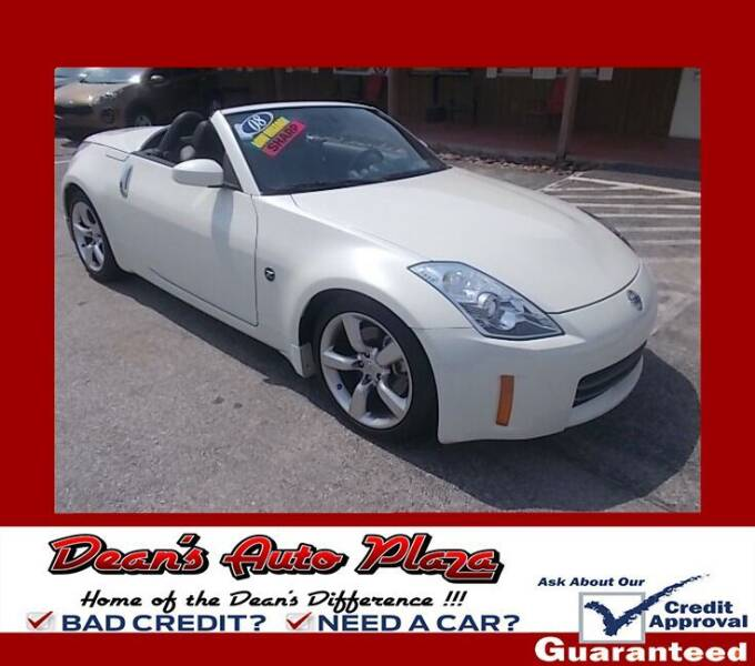 2008 Nissan 350Z for sale at Dean's Auto Plaza in Hanover PA