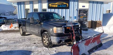 2007 GMC Sierra 1500 for sale at Freeland LLC in Waukesha WI