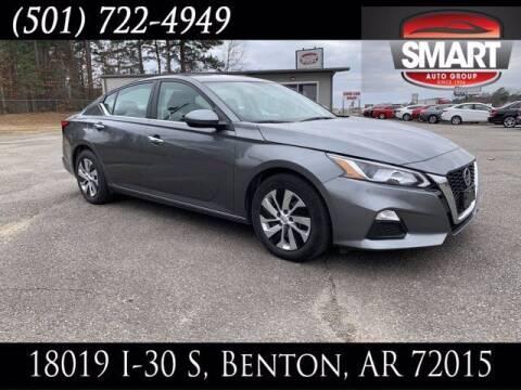 2019 Nissan Altima for sale at Smart Auto Sales of Benton in Benton AR