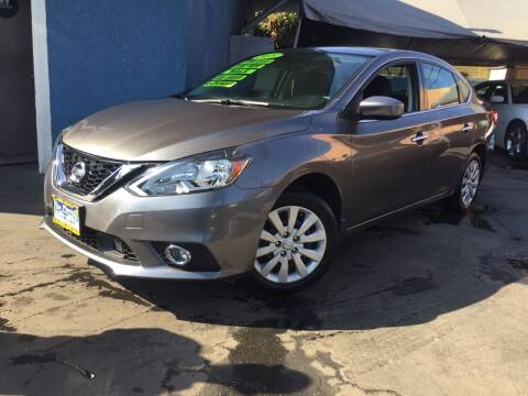 2018 Nissan Sentra for sale at 2955 FIRESTONE BLVD in South Gate CA