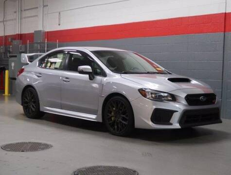 2019 Subaru WRX for sale at CU Carfinders in Norcross GA
