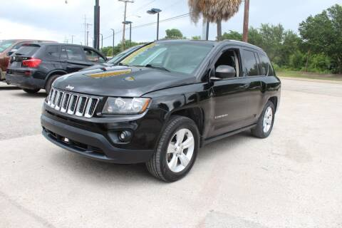 2014 Jeep Compass for sale at Flash Auto Sales in Garland TX