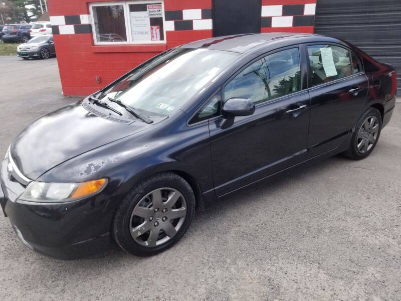2008 Honda Civic for sale at GMG AUTO SALES in Scranton PA