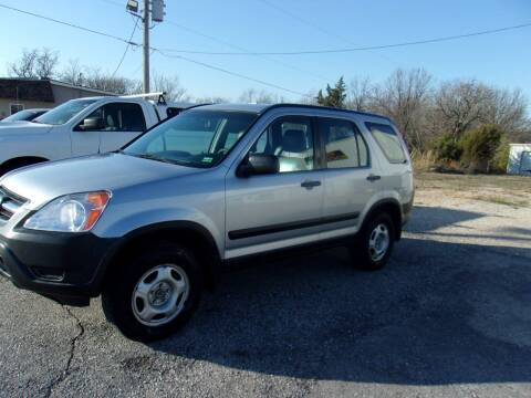 2003 Honda CR-V for sale at HIGHWAY 42 CARS BOATS & MORE in Kaiser MO