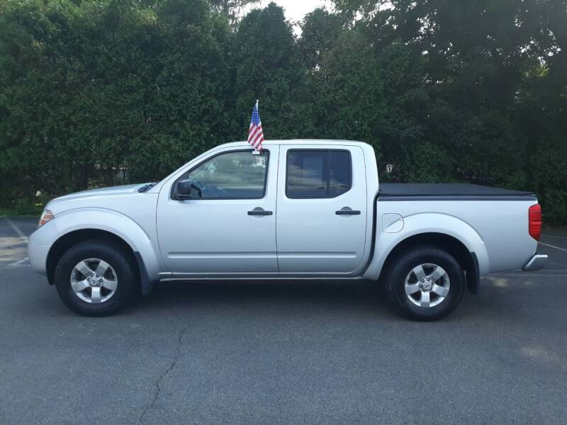 2012 Nissan Frontier for sale at Feduke Auto Outlet in Vestal NY